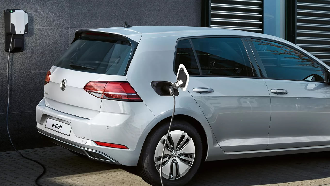 Volkswagen E Golf 5