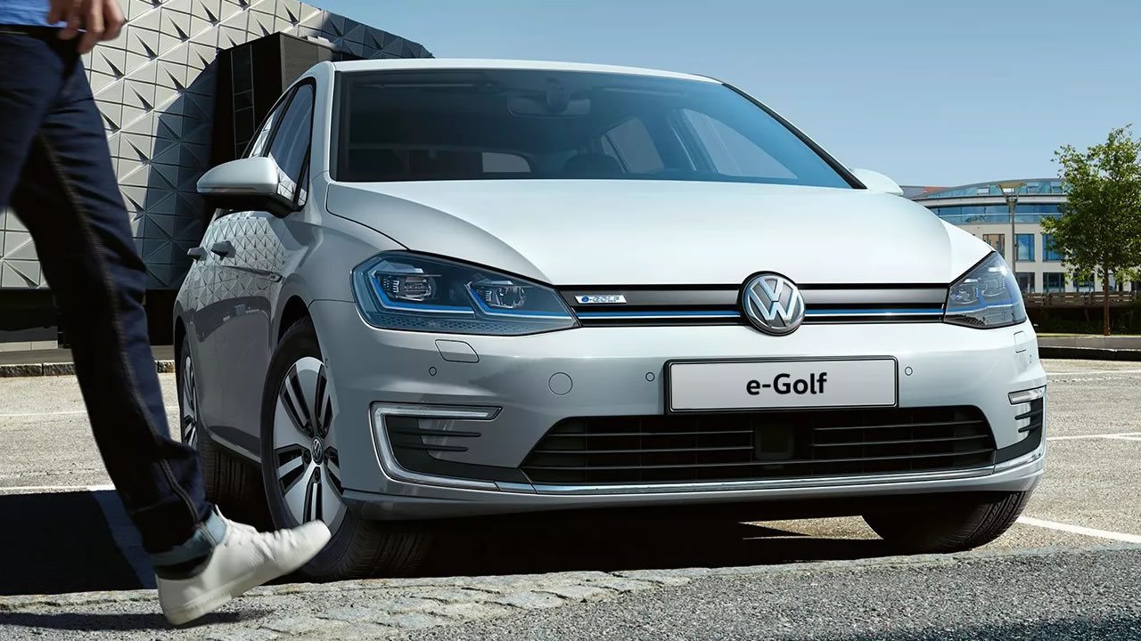 Volkswagen E Golf 1