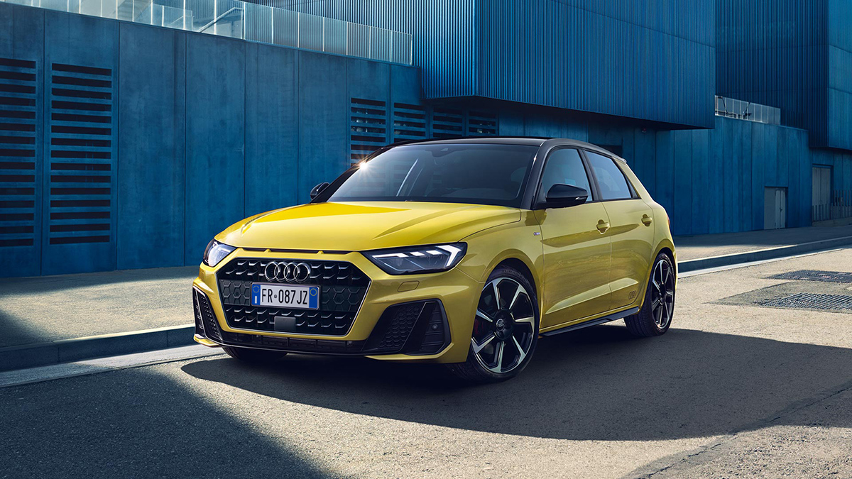 A1 Sportback 1.0 TFSI Admired S tronic