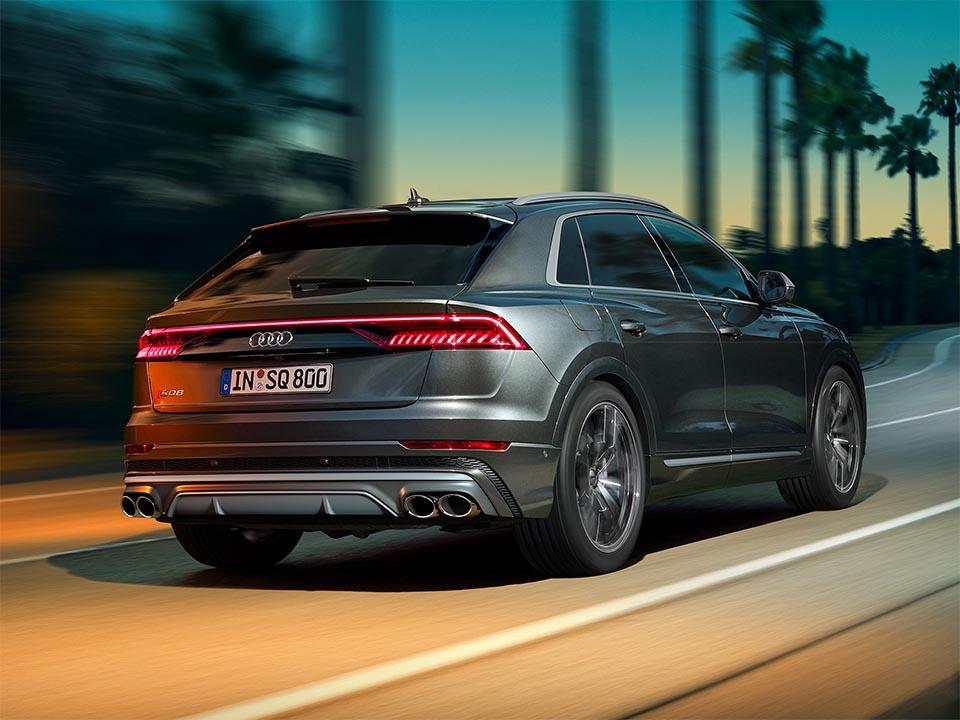 Audi SQ8 1