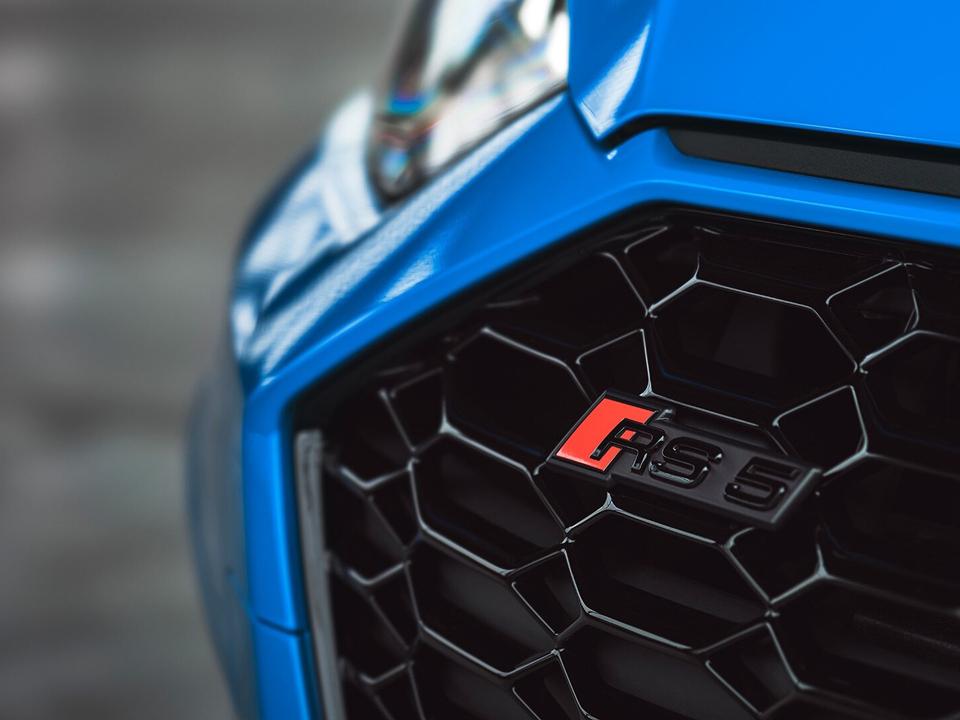 Audi RS 5 Coupé 2