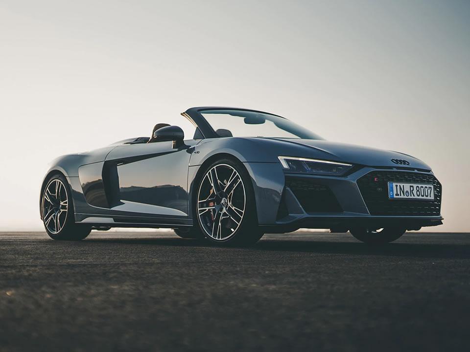 Audi R8 Spyder V10 Quattro 03