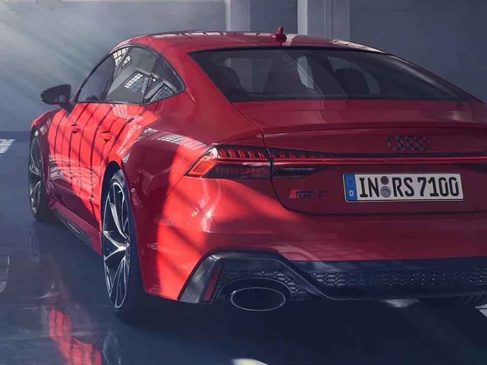 Audi RS 7 Sportback 1