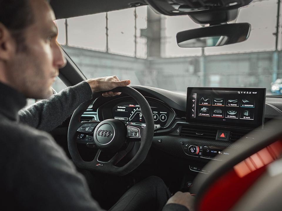 Audi RS 5 Sportback 4