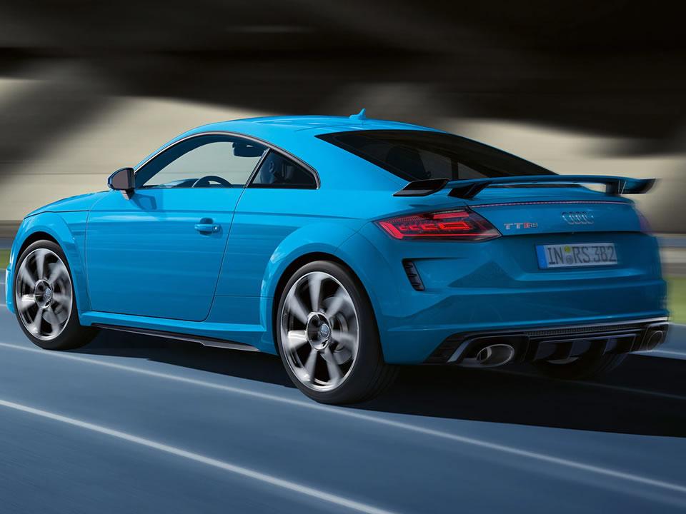 Audi TT RS Coupé 01