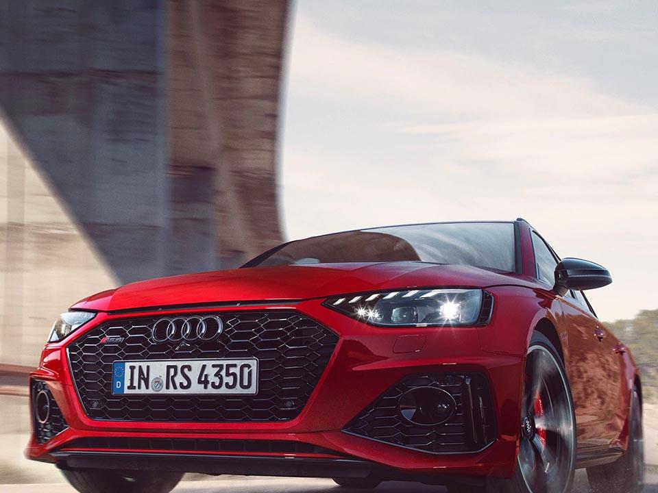 Audi RS 4 Avant 1